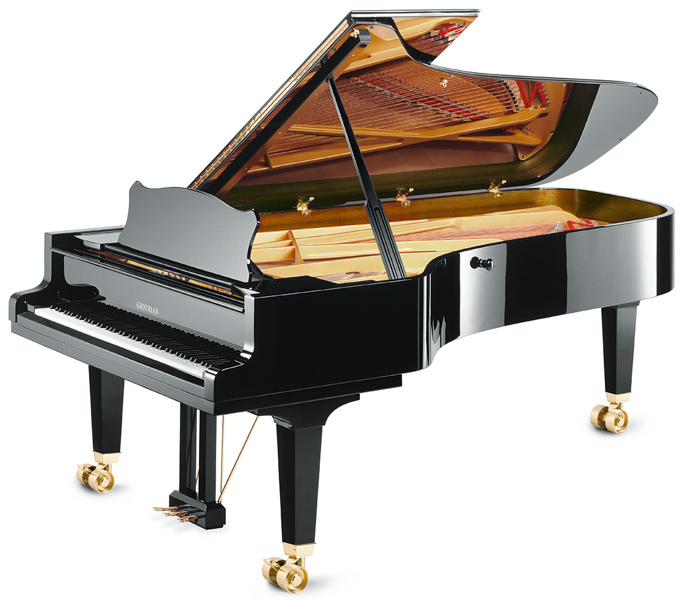 The Grotrian Concert Grand